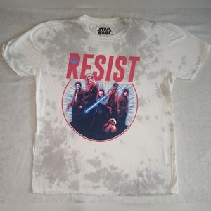 Star wars resist t shirt